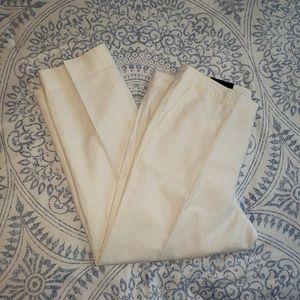 Banana Republic Linen Dress Pants